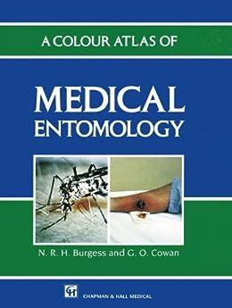 A Colour Atlas Of Medical Entomology (crc Monographs On Statistics & Applied Probability (hardcover) Book 10) por Nicholas Burgess epub