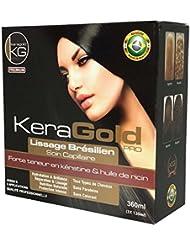 KERAGOLD PRO Soin Lissage Brésilien 360 ml