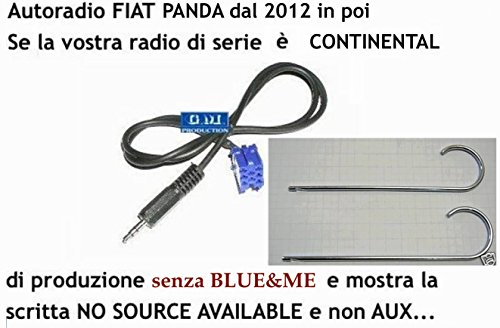gm-production-191evo-cable-auxiliar-de-audio-in-para-fiat-panda-del-2012-con-radio-continental-siste