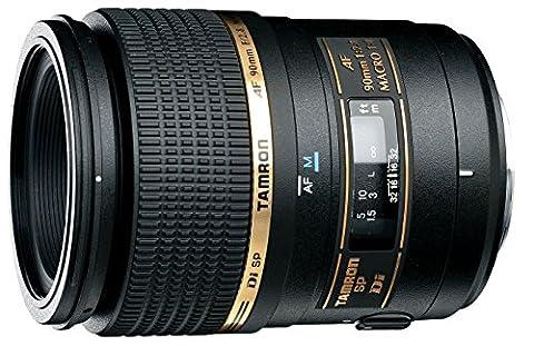 Tamron Objectif SP AF 90mm F/2,8 Di Macro 1:1 - Monture Nikon