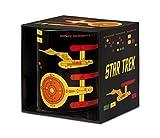 Star Trek - Starship Graph Porzellan Tasse - Kaffeebecher - farbig - Lizenziertes Originaldesign - LOGOSHIRT