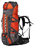 Desert & Mountain Trekking Rucksack Endeavour 65 Liter – orange