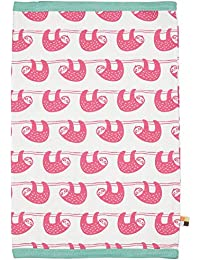 loud proud Baby-M/ädchen Reversible Scarf Organic Cotton Schal