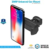 #9: ZAAP Easy Vent One (3rd Generation) Premium Car Mount Interior Fittings Air vent Mount/Car mobile holder universal compatible for Smartphones.