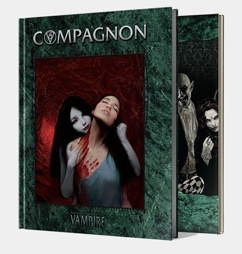 Vampire : La Mascarade. Edition 20me anniversaire Le Compagnon et l'cran