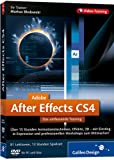 Adobe After Effects CS4 - Das umfassende Training auf DVD