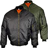 Mens MA1 Bomber Jacket