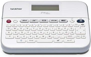 Brother P-touch D400 Beschriftungsgerät für das Homeoffice und Büro