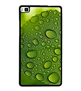 ifasho Designer Back Case Cover for Huawei P8 (Accountant Nutritionist )