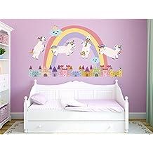 Babyzimmer mädchen wandtattoo  Suchergebnis auf Amazon.de für: wandtattoo regenbogen