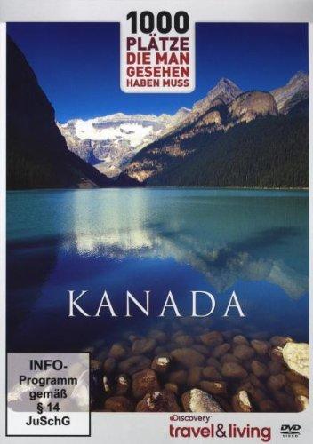 Preisvergleich Produktbild Discovery travel & living - 1000 Plätze,  die man gesehen haben muss: Kanada