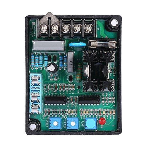 SODIAL GAVR-8A Universal AVR Generator Modulo regulador