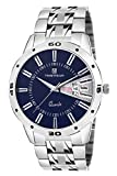 #9: Timewear Analog Blue Dial Day and Date Watch for Men