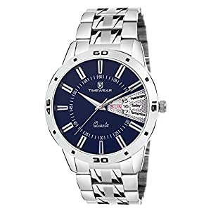 TIMEWEAR Analog Day Date Functioning Watch for Men Best Online Shopping Store