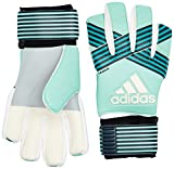 adidas Erwachsene Ace League Torwarthandschuhe, Energy Aqua f17/Energy Blue s17/Legend Ink f17/Trace Blue f17, 9.5