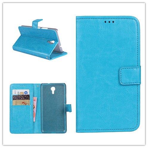 Funda® Flip Brieftasche Hülle für Oukitel U16 Max (Muster 4)