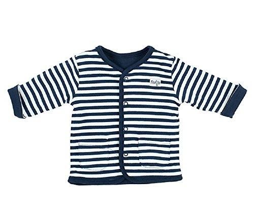FEETJE Unisex - Baby - Wendejacke Babykleidung 513.069 marine (010) Gr.56
