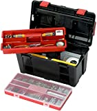 PARAT Profi-Line Werkzeug-Box 585x290x280 mm, PP schwarz