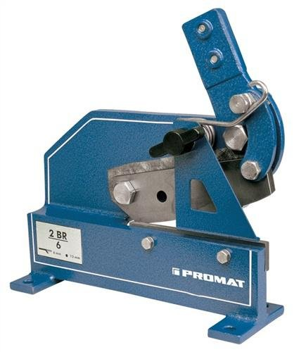 Promat 810999 Cisaille à tôle 2BR/6 L.180 mm PROMAT