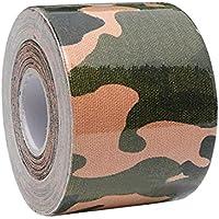 Sfit Outdoor camouflage Farbe Tape Kinesiologie Tape für Gelenke und Muskel Support (Tarnung) preisvergleich bei billige-tabletten.eu