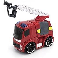Toys Outlet Auto World 5406367575. Camión de Bomberos con Luces y Sonido.