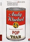 Telerama Hs N 196 Andy Warhol Septembre 2015