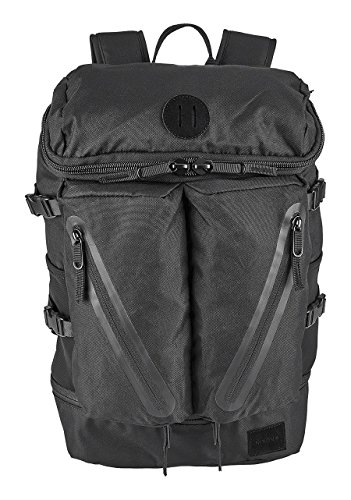 NIXON Scripps Backpack All black Fall Winter 16-17 - One Size
