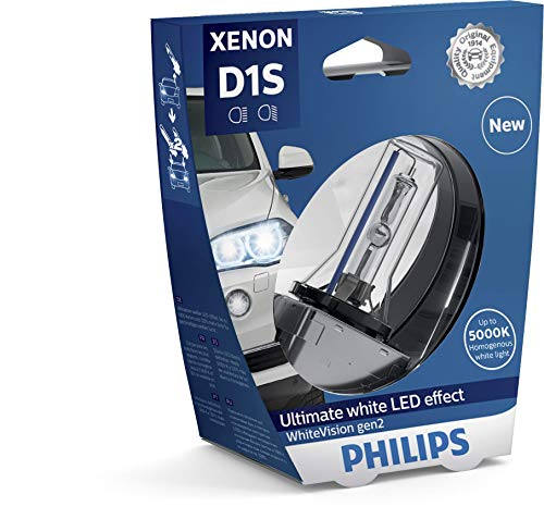 Philips 85415WHV2S1 Lampada D1S 35W Xenon WhiteVision