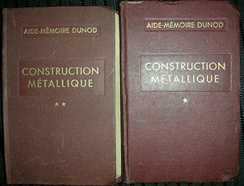 Construction métallique : Par Ch. Mondin,... A l'usage des ingénieurs, architectes, entrepreneurs... 2e édition