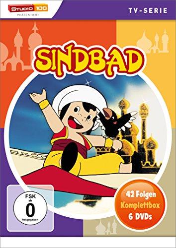 Sindbad - Komplettbox [6 DVDs] -
