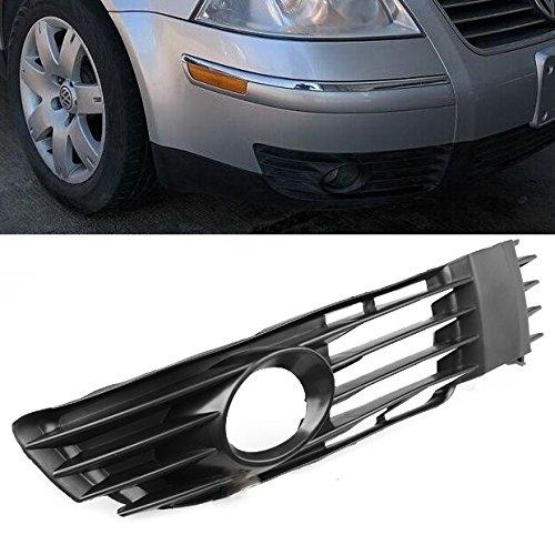 pour-2001-2005-vw-volkswagen-passat-b55-new-1-noir-abs-inferieur-avant-pare-chocs-grille-droit-cote-