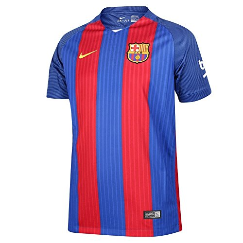 Nike Fcb Yth Ss Hm Stadium Jsy – Camiseta Línea F.C. Barcelona para niño