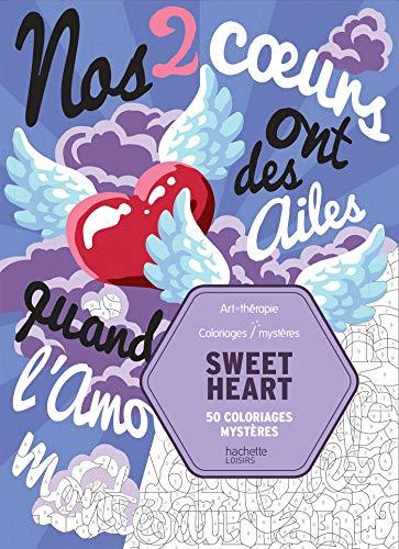 Coloriages mystères Sweet heart par  (Broché - Jun 19, 2019)