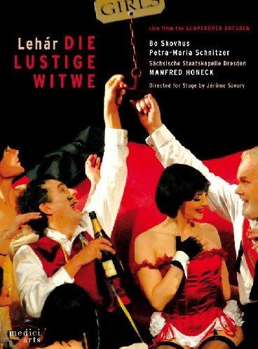 Franz Lehar - Die lustige Witwe Preisvergleich