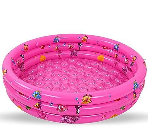 Bébé Infant Enfant Grand Baignoire Gonflable Piscine Jeux d'eau Balle