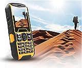 Bestore® H1 Robust Outdoor Handy (Dual SIM, 2,0 Zoll (5,08 cm) Display) Schwarz - 6