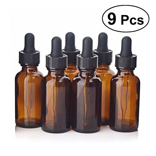 Frcolor  Flaconi in vetro per oli essenziali confezione