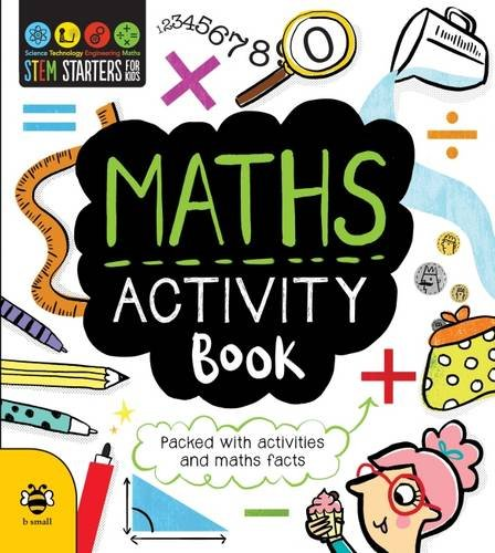 Maths Activity Book (STEM Starters for Kids)