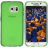 mumbi Schutzhülle Samsung Galaxy S6 Edge Hülle grün