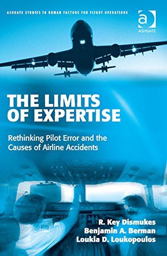 The Limits of Expertise: Rethinking Pilot Error and the Causes of Airline Accidents (Ashgate Studies in Human Factors for Flight Operations) (English Edition) por R. Key Dismukes