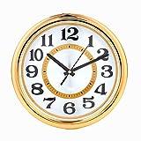 Reloj de Pared Cámara WiFi Reloj de la cámara Micro USB Universal 160 Grados Cámara de detección de Movimiento