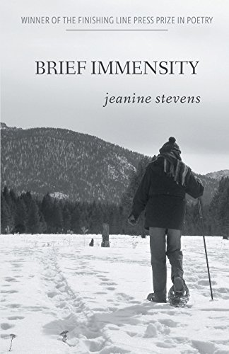 Brief Immensity por Jeanine Stevens