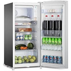 Hisense RR195D4DG1 Freestanding 150L A+ Silver combi-fridge - combi-fridges (Freestanding, Silver, Right, 150 L, 157 L, N-ST)