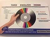 Take Engish Home - Spoken English - Pronunciation correction - English Speech and Conversation exercises - 2 Audio CDs