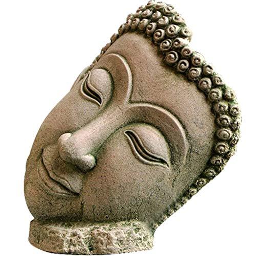 Destacados artesanías Escultura Arena Casa Zen Estatua