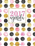 Agenda: Papeterie Bleu Agenda 2017 Semainier