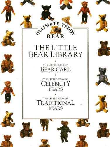 Ultimate Teddy Bear Collection: The Little Bear Library of 3 Hardcover Books ...