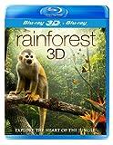 Rainforest 3D (Blu-ray 3D + Blu Ray) [Region A & B & C]