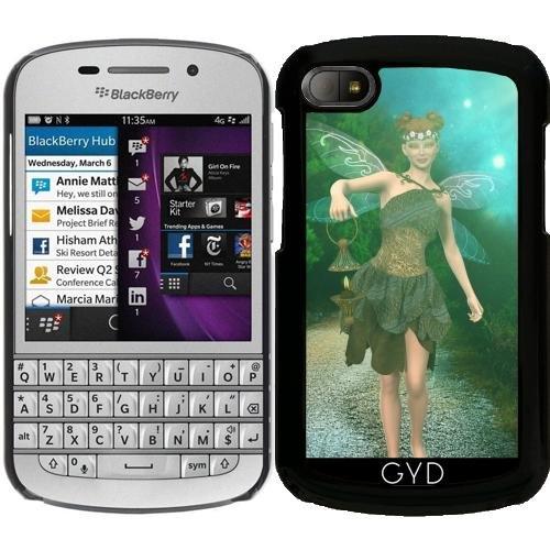 Hülle für Blackberry BB Q10 - Gebühr Elf Fantasy Einhorn by (Ideen Ein Für Kostüm Einhorn)