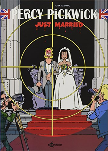 Percy Pickwick. Band 24: Just Married